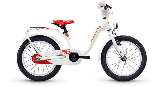 s'cool niXe 16 - Vélo enfant - alloy blanc